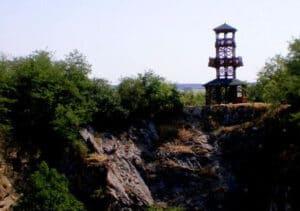 Templom-hegyi kilátó Villány