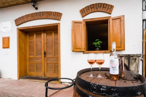 Szeparé szállás villány pince bor